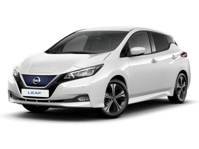 Nissan Leaf TEKNA OPTION 150PS *Winterpaket* *LED* *Bose* *Navigation* -  Leasing ohne Anzahlung - 120,63€