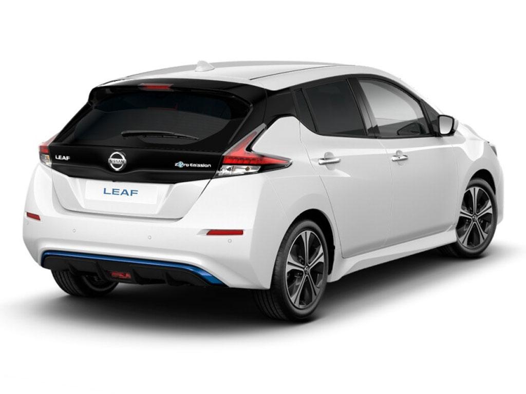 Nissan Leaf TEKNA OPTION 150PS *Winterpaket* *LED* *Bose* *Navigation* - Leasing ohne Anzahlung - 318725_02