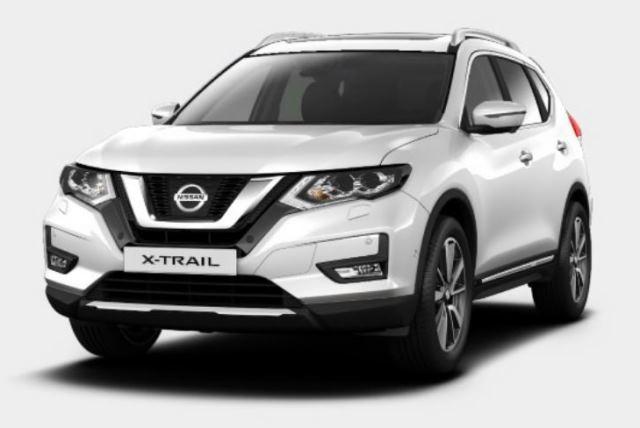 Nissan X-Trail 1.6 DIG-T Schaltgetriebe – Tekna -  Leasing ohne Anzahlung - 266,46€