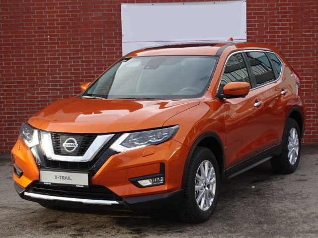 Nissan X-Trail 1.6 dCi ALL-MODE 4x4i Acenta -  Leasing ohne Anzahlung - 249,00€