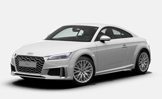 Audi TTS Coupé TFSI 225(306) kW(PS) S tronic -  Leasing ohne Anzahlung - 590,24€
