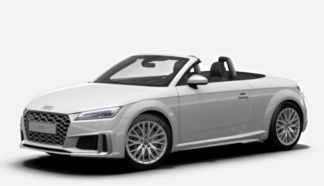 Audi TTS Roadster TFSI 225(306) kW(PS) S tronic -  Leasing ohne Anzahlung - 618,80€