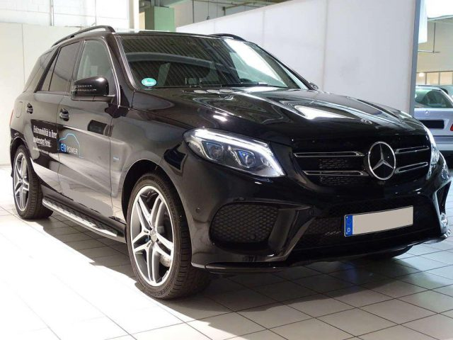 Mercedes-Benz GLE 500 e 4M AMG COMAND+LED+NIGHT+AHK+DISTR+KEYL -  Leasing ohne Anzahlung - 944,00€