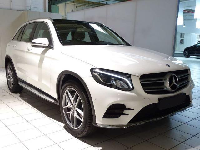 Mercedes-Benz GLC 250 4M AMG LED+PANO+KAMERA+KEYLESS+PTS+SHZ+K -  Leasing ohne Anzahlung - 499,00€