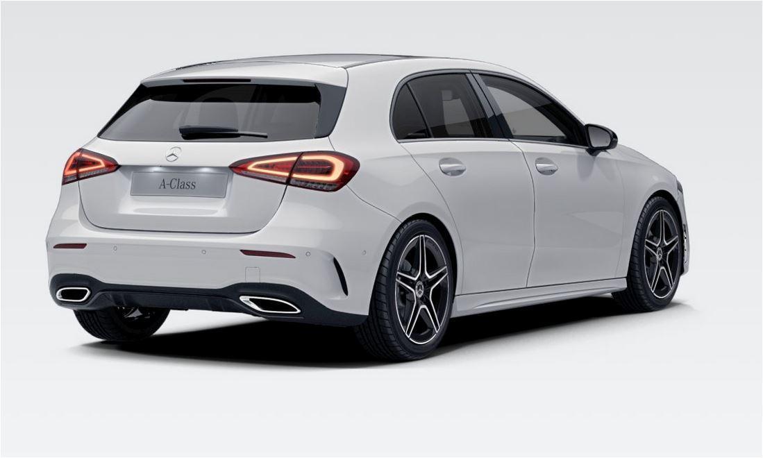 Mercedes-Benz A-Klasse A 180 PROGRESSIVE LED+Widescreen-Navi+MBUX-Navi - Leasing ohne Anzahlung - 159401_02