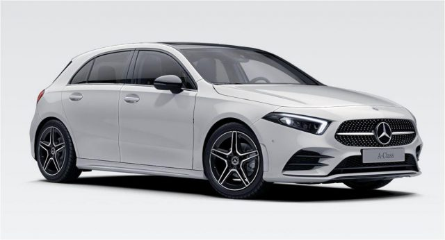 Mercedes-Benz A-Klasse A 250 AMG LED+PANO+Widescreen+MBUX+AR+Navi+W177 -  Leasing ohne Anzahlung - 399,00€