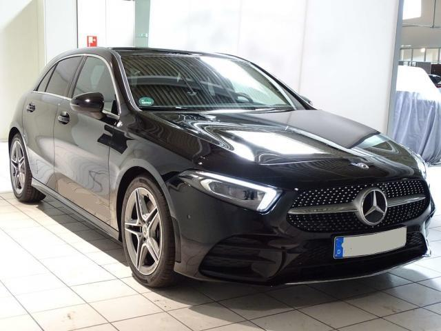 Mercedes-Benz A-Klasse A 250 AMG LED+PANO+Widescreen+MBUX+AR+DAB+W177+K -  Leasing ohne Anzahlung - 399,00€