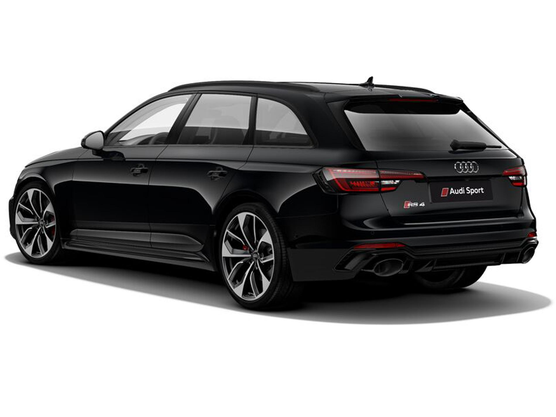 Audi RS4 Avant 331(450) kW(PS) tiptronic Panorama Sportabgasanlage - Leasing ohne Anzahlung - 171942_02