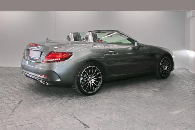 Mercedes-Benz SLC 300 AMG AIRSCARF+NAVI+COMAND+LED+KAMERA+Spur - Leasing ohne Anzahlung - 178651_02