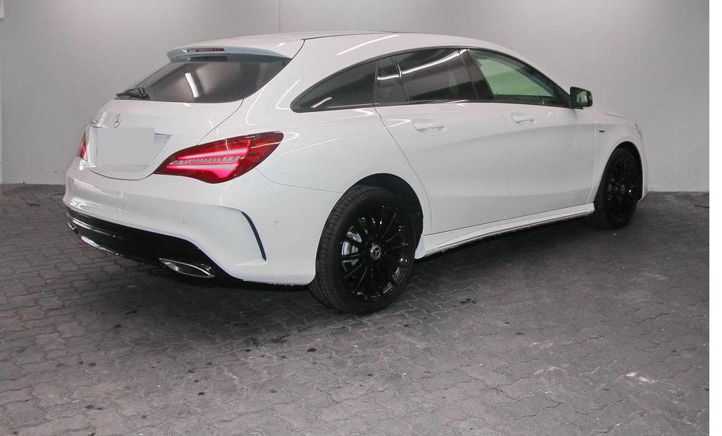 Mercedes-Benz CLA 220 d SB URBANStyle Navi+LED+PANO+AHK+KAMERA - Leasing ohne Anzahlung - 179256_02