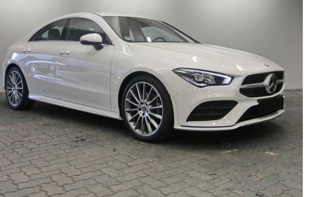 Mercedes-Benz CLA 180 COUPÉ AMG LED+NAVI+WIDESCREEN+MBUX+AR+PT -  Leasing ohne Anzahlung - 483,00€