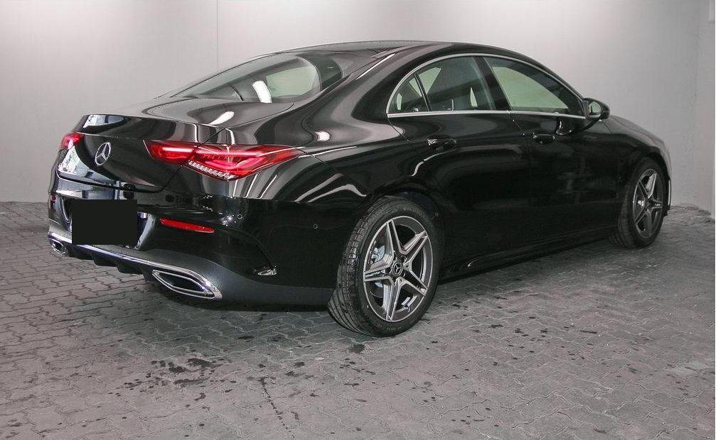 Mercedes-Benz CLA 200 COUPÉ AMG LED+Navi+MBUX+AR+KAMERA+PTS+SH - Leasing ohne Anzahlung - 179419_02