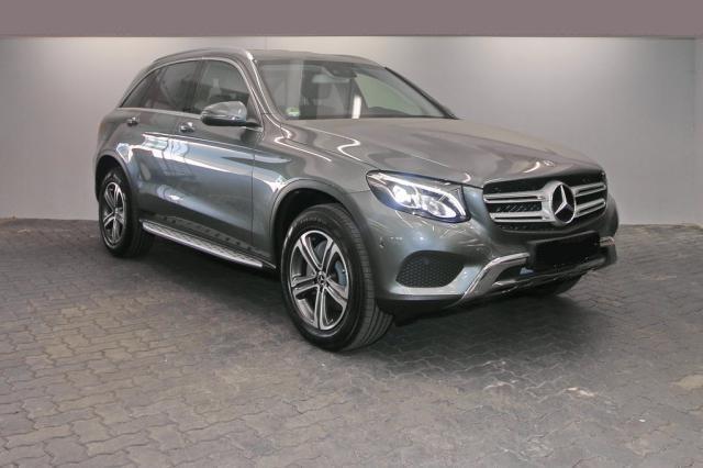 Mercedes-Benz GLC 250 d 4M AMG NAVI+COMAND+LED+AHK+KAMERA+KEYL -  Leasing ohne Anzahlung - 539,00€