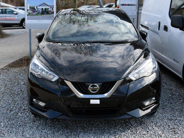 Nissan Micra 1.0 Schaltgetriebe – N-Way -  Leasing ohne Anzahlung - 142,87€