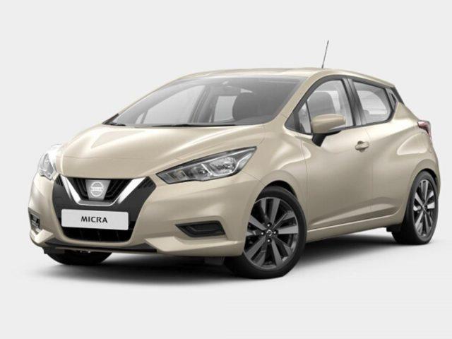 Nissan Micra 1.0 Schaltgetriebe – Visia Plus -  Leasing ohne Anzahlung - 138,94€