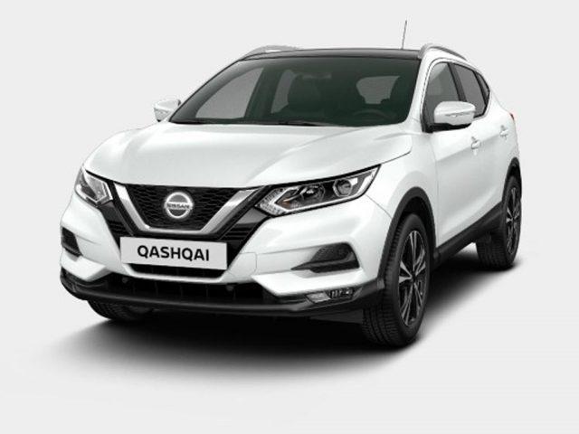 Nissan Qashqai 1.3 DIG-T Schaltgetriebe – N-WAY -  Leasing ohne Anzahlung - 239,49€