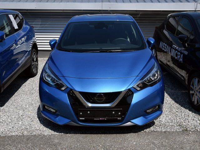 Nissan Micra DIG-T 117 Schaltgetriebe – Tekna -  Leasing ohne Anzahlung - 203,79€