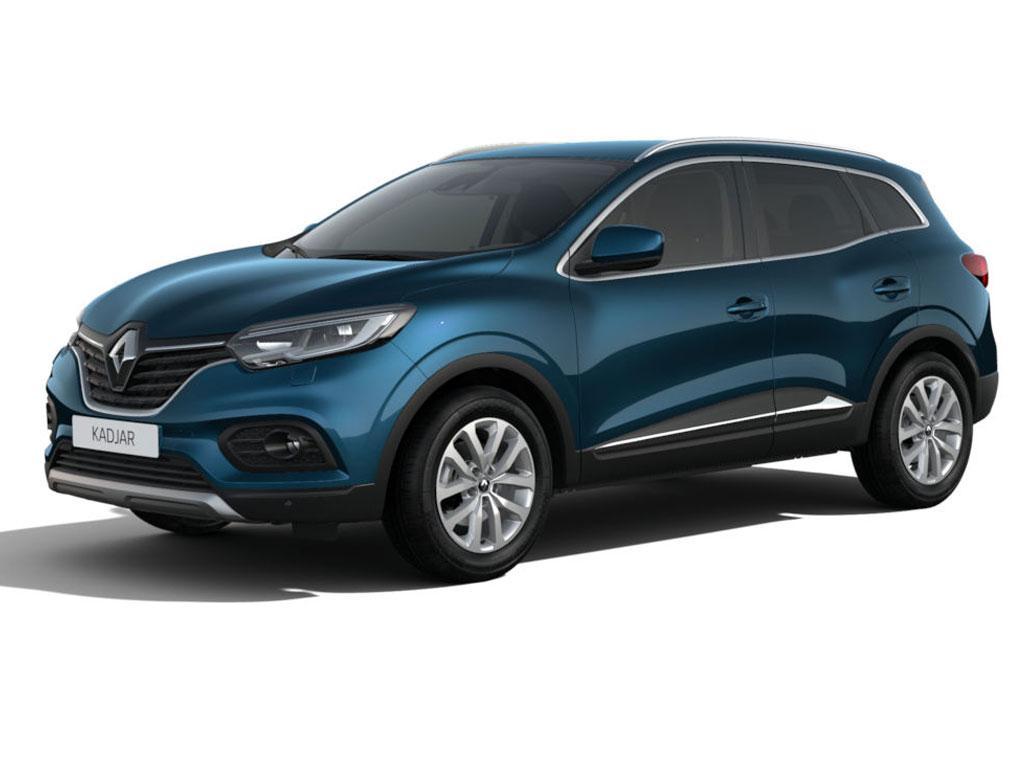 Renault Kadjar Limited Deluxe TCe 140 GPF Navigation / Tempopilot Einparkhilfe - Leasing ohne Anzahlung - 218085_02