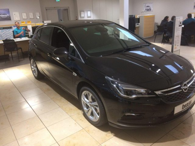 Opel Astra 1.2 Turbo Start/Stop 120 Jahre -  Leasing ohne Anzahlung - 148,00€