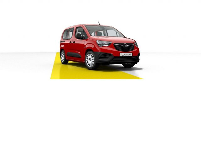 Opel Combo XL 1.2 Turbo Start/Stop Edition -  Leasing ohne Anzahlung - 204,00€
