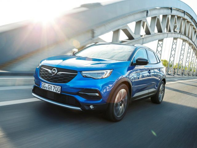 Opel Grandland X 2.0 D Start/Stop Automatik Ultimate -  Leasing ohne Anzahlung - 341,00€