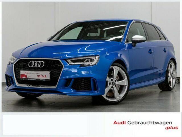 Audi RS3 Sportback 2.5 TFSI Q LM19 280km/h S-AGA MATR -  Leasing ohne Anzahlung - 569,00€