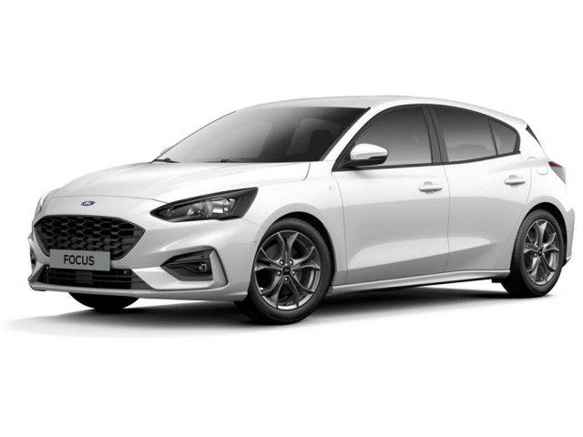 Ford Focus ST-Line 1.5 EcoBoost 5-Türer Navig. Einparkhilfe Inkl. W&V -  Leasing ohne Anzahlung - 254,97€