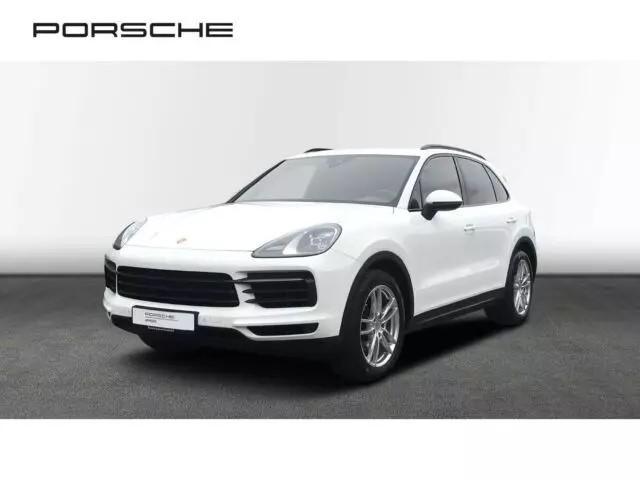 Porsche Cayenne Panormama Schiebedach Privacy SHZ vo+hi -  Leasing ohne Anzahlung - 829,00€