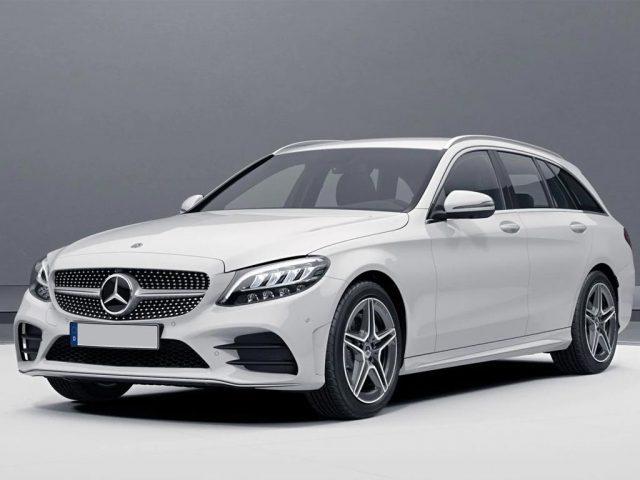 Mercedes-Benz C-Klasse C 180 T AMG LED AHK Kamera Navi PDC -  Leasing ohne Anzahlung - 509,00€