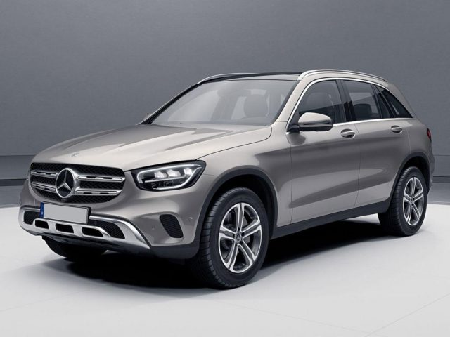 Mercedes-Benz GLC 400 d 4M AMG HUD Burmester Fahrassist. -  Leasing ohne Anzahlung - 709,00€