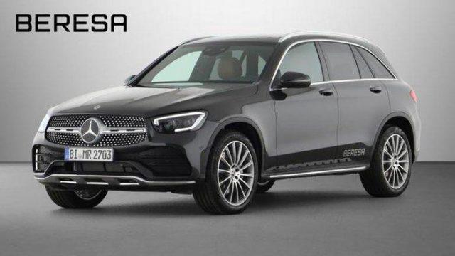 Mercedes-Benz GLC 400 d 4M AMG HUD Burmester Fahrassist. -  Leasing ohne Anzahlung - 849,00€