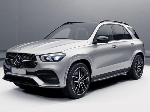 Mercedes-Benz GLE 580 4M AMG Burmester Fahrassist. Pano.-Dach -  Leasing ohne Anzahlung - 1.279,00€