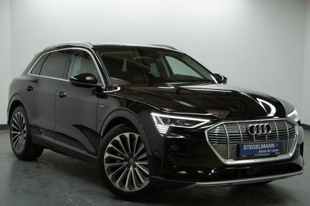 Audi e-tron 55 quattro B O PANO MATRIX Bluetooth Navi -  Leasing ohne Anzahlung - 739,00€