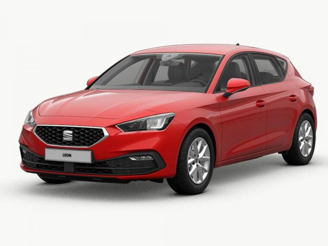 Seat Leon Style 1.0 TSI 66 kW (90 PS) 5-Gang LED Einparkhilfe Bluetooth -  Leasing ohne Anzahlung - 156,00€