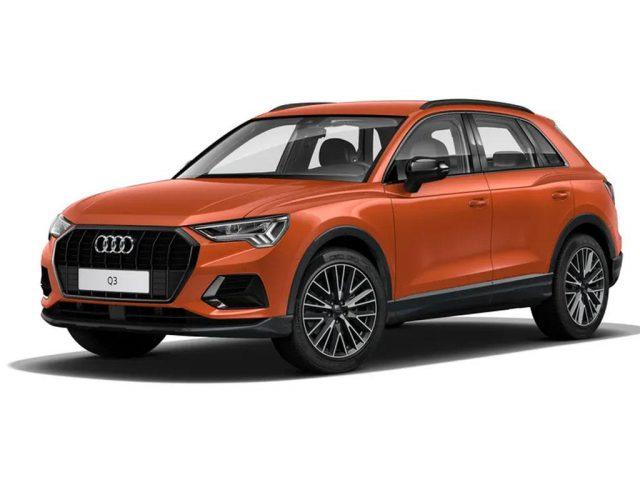 Audi Q3 35 TDI quattro LED Navi+ Sportsitze v. GRA -  Leasing ohne Anzahlung - 348,00€