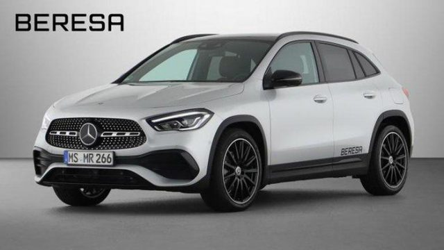 Mercedes-Benz GLA 250 4M AMG Burmester Fahrassist. Pano.-Dach -  Leasing ohne Anzahlung - 529,00€