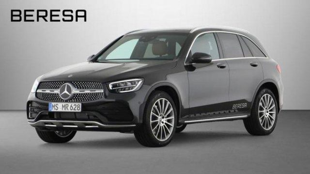 Mercedes-Benz GLC 220 d 4M AMG Burmester Fahrassist. -  Leasing ohne Anzahlung - 709,00€
