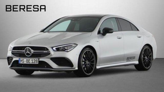 Mercedes-Benz CLA 35 AMG 4M Designo Pano.-Dach LED Kamera PDC -  Leasing ohne Anzahlung - 629,00€
