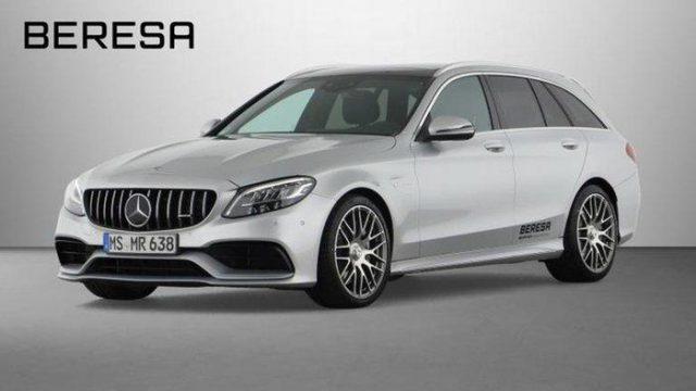 Mercedes-Benz C-Klasse C 63 AMG T Burmester Fahrassist. Pano.-Dach LED -  Leasing ohne Anzahlung - 1.039,00€