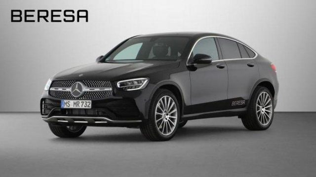 Mercedes-Benz GLC 200 4M Coupé AMG LED AHK Kamera PDC -  Leasing ohne Anzahlung - 609,00€