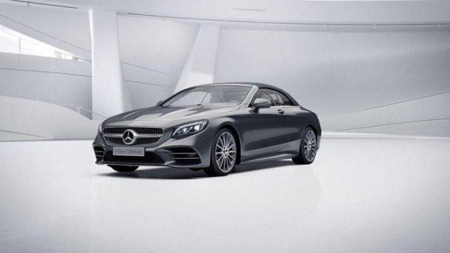 Mercedes-Benz S-Klasse S 560 Cabrio AMG Sitzklima HUD Burmester Comand -  Leasing ohne Anzahlung - 2.289,00€