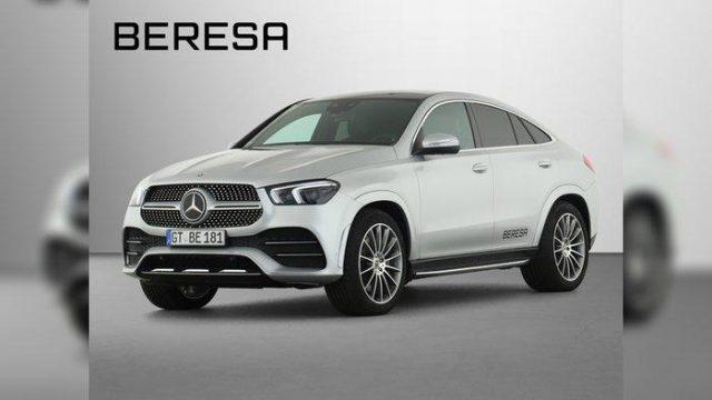 Mercedes-Benz GLE 350 d 4M Coupé AMG Burmester Fahrassist. -  Leasing ohne Anzahlung - 1.029,00€