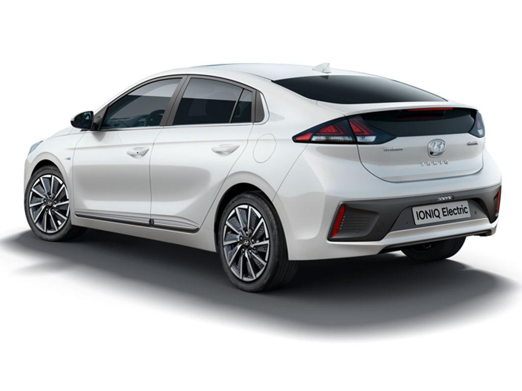 Hyundai IONIQ Elektro Einparkhilfe DAB **Sonderleasing** - Leasing ohne Anzahlung - 308424_02