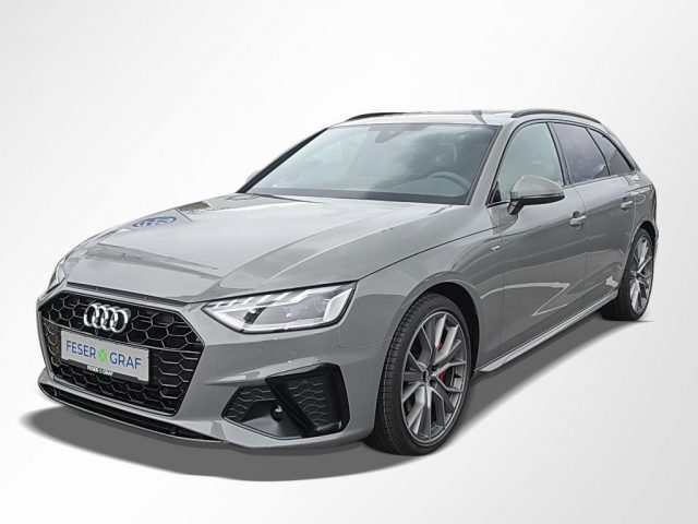 Audi A4 Avant S line 40 TDI S-tron LED AHK PANORAMA -  Leasing ohne Anzahlung - 549,00€