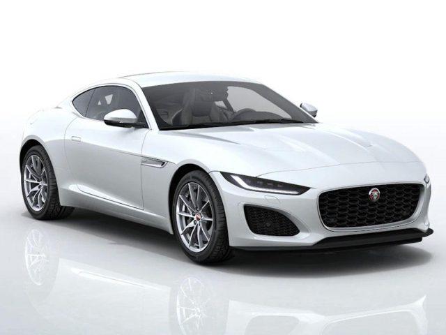 Jaguar F-Type COUPÉ P300 RWD Einparkhilfe LED Navig. -  Leasing ohne Anzahlung - 509,00€