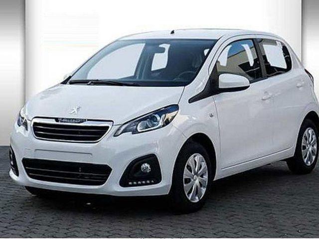 Peugeot 108 Active Klima 5-Türer Aktion **sofort verfügbar** -  Leasing ohne Anzahlung - 114,00€