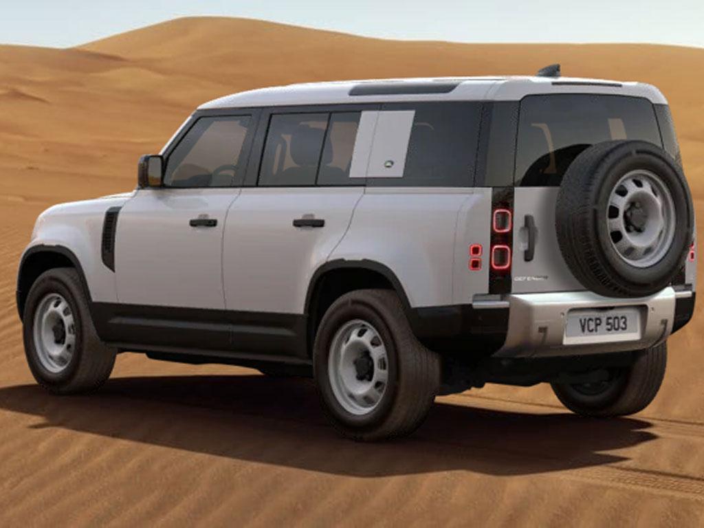 Land-Rover Defender 110 D200 3.0 Liter 6-Zylinder MHEV ...