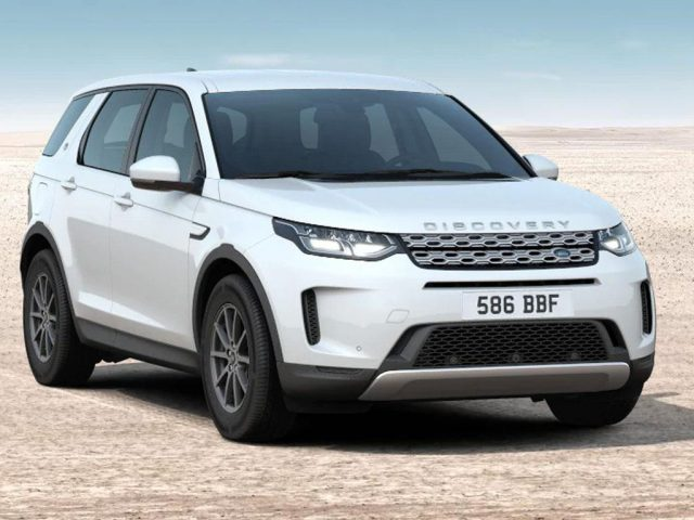 Land-Rover Discovery Sport D165 FWD 2.0 Liter 4-Zylinder-Turbodiesel 120kW (163PS) -  Leasing ohne Anzahlung - 309,00€