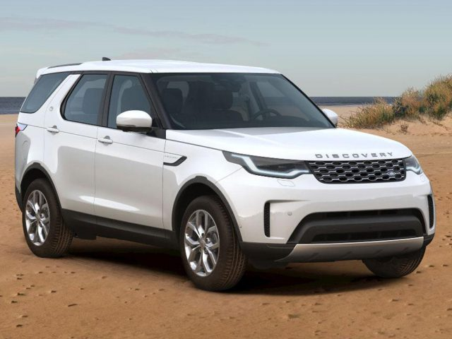 Land-Rover Discovery D250 AWD 3.0 Liter 6-Zylinder MHEV Turbodiesel 183 kW (249 PS) -  Leasing ohne Anzahlung - 459,00€