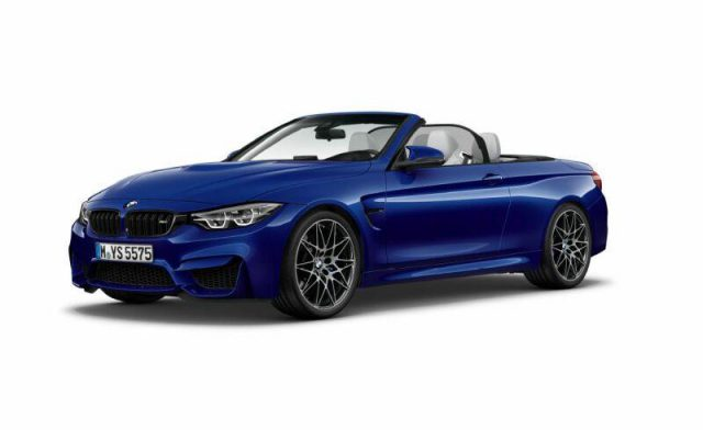 BMW M4 Cabrio DKG M Competition NaviProf.HUD.LED.RFK -  Leasing ohne Anzahlung - 899,00€